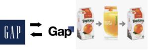 Cambios de Logo y Empaque